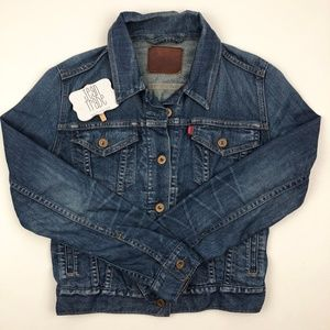 Levi's Trucker Jacket Made in U.S.A